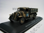 Citroen Type 23 Tannay France 1940 1:43 Atlas
